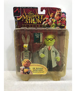 Muppets 25 Years Dr. Bunsen Honeydew Action Figure - Palisades Toys 2002 FS - $27.09