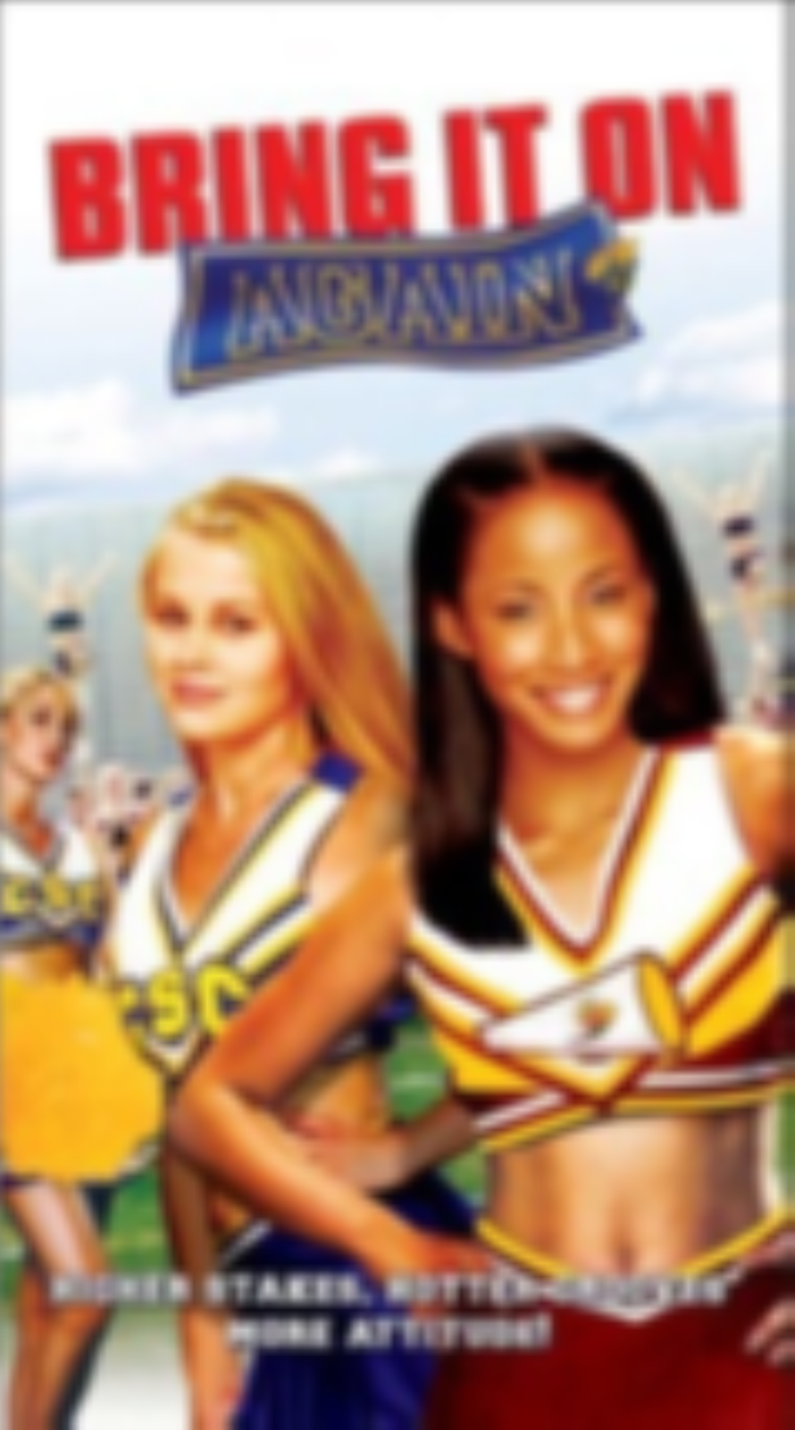 Bring It on Again Vhs