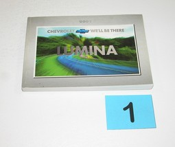 2001 Chevrolet Lumina Factory Owners Manual Good Used Condition  1 - $13.81