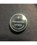 Casio Genuine Rechargeable Battery Panasonic MT920 MT 920 - $11.60