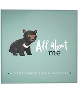 First Year Baby Memory Book + Baby Journal. Modern Baby Shower Gift. Kee... - $33.97