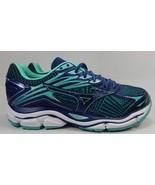 Mizuno Wave Enigma 6 Running Shoes Women's Size US 10 M (B) EU 41 Blue Green - $62.43