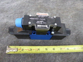 Rexroth R900934194 Hydraulic Directional Valve 3WE6A61/OFEW110N9DK25L image 1
