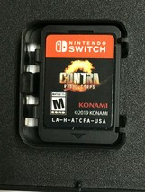 Contra Rogue Corps - Nintendo Switch, 2019 Game Only - $22.49