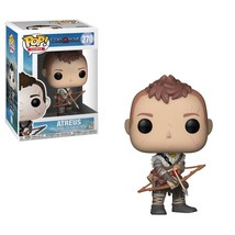 God of War Video Game Atreus Vinyl POP! Figure Toy #270 FUNKO NEW SEALED... - $12.55