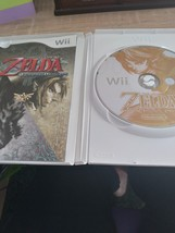 Nintendo Wii~PAL REGION The Legend Of Zelda: Twilight Princess image 2