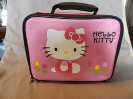 Hello Kitty Girls Pink Lunch Box from Thermos 2013 - $14.85