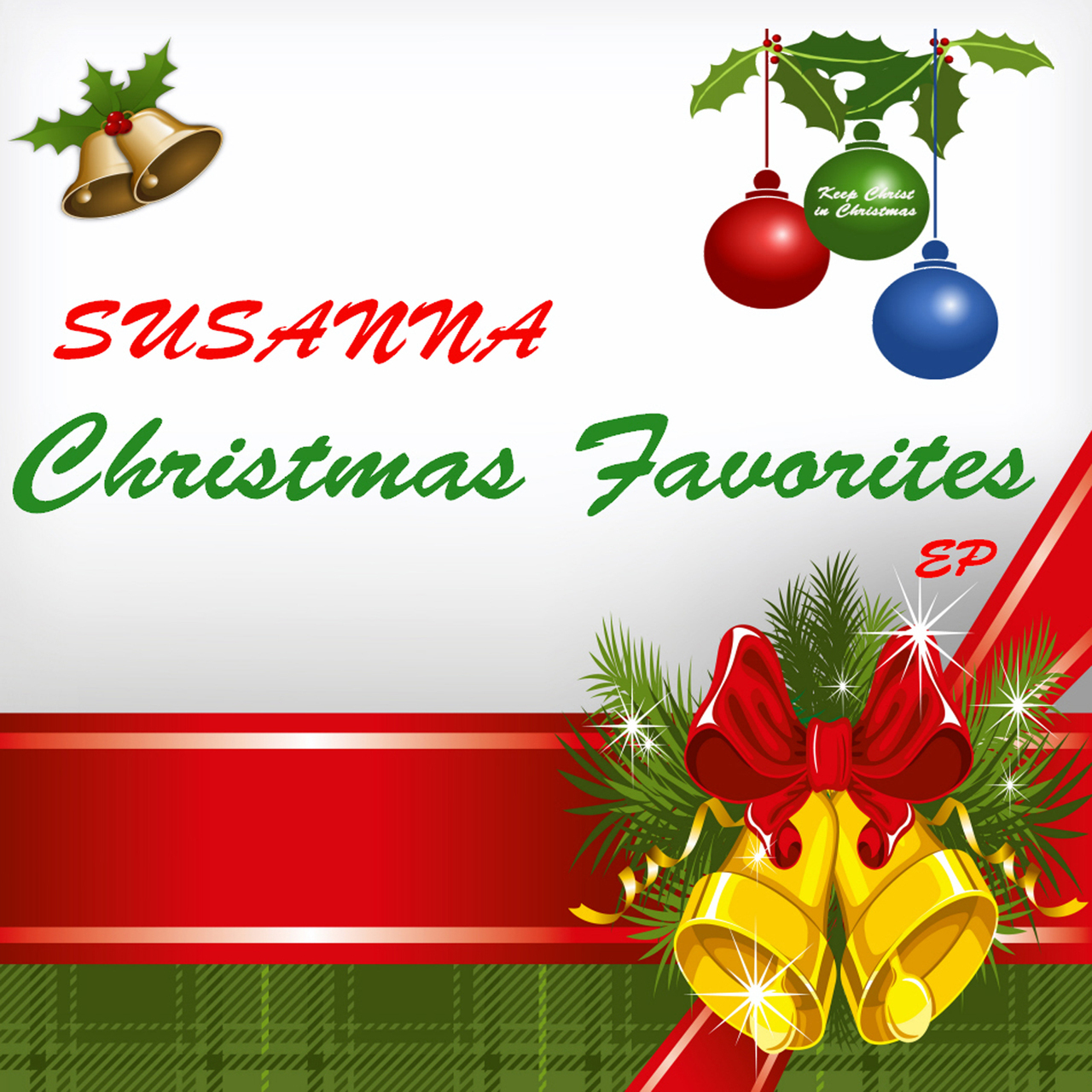 Christmas favorites ep by susanna