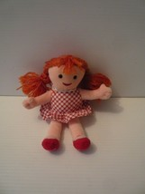 "Rudolph Misfit Toys, Rag Doll, Plush Bean 9""  Rudolph Company 2000 - $9.89"