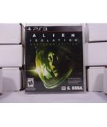 Alien: Isolation  Nostromo Edition (Sony PlayStation 3, 2014) - $15.00