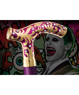 SUICIDE SQUAD THE JOKER HERO CANE PROP REPLICA 1/1  BATMAN HARLEY QUINN ... - $249.99