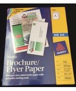 Avery Matte Brochure/Flyer Paper - $19.79