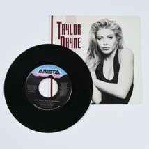 Taylor Dayne, With Every Beat Of My Heart, 45 RPM Vinyl Record, w/ Sleeve - $9.85