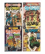 DC G.I. Combat Lot Haunted Tank Bravos Of Vietnam War Army Action Adventure - $9.95