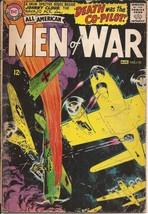 DC All American Men Of War #110 Death Was The Co-Pilot Johnny Cloud Nava... - $3.95