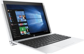 """HP - Pavilion x2 - 10.1""""- Tablet - 32GB - With Keyboard - Blizzard White - $374.99"""