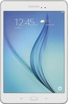 """Samsung - Galaxy Tab A - 8""""- 16GB - White - $251.10"""