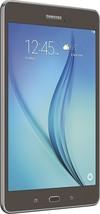 """Samsung - Galaxy Tab A - 8""""- 16GB - Smoky Titanium - $251.10"""