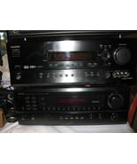 Onkyo TX-SR600 7.1 Channel Home Theater Receiver (Black)  - $90.00