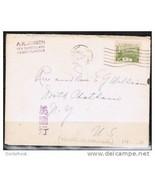 JAPAN 1933 COVER Sent by (Korean Missionaries )to North Chatham,N.Y (Cov... - £19.11 GBP