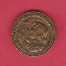 Canada Jeanne D'arc  Souvenir La Patrie Medal Uncirculated  Mc 32 - $44.55
