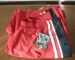 Holloway sportswear water resistant street hem red pants with tags