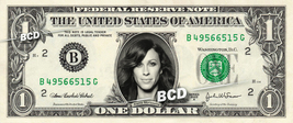 ALANIS MORISSETTE on REAL Dollar Bill Cash Money Bank Note Currency Dine... - $4.44