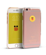 LINE Friends Character SALLY iPhone 6/6S Sticker Decor Case Phone Cover ... - $37.39