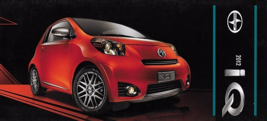 2012 Scion iQ sales brochure catalog US 12 Toyota - $7.00