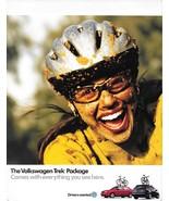 1997 Volkswagen GOLF and JETTA TREK Editions sales brochure sheet 97 US VW - $8.00