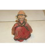 Antique Bottle Doll Celluloid Dressed Old Whisk... - $24.99