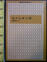 MANGA Japanese Comic Vol 18 Chameleon V. Rare 1993 - $2.10