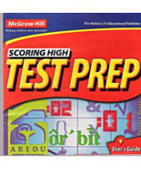 Test Prep -Scoring High by McGraw Hill - $4.95