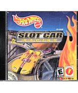 Hot Wheels By Mattel  CD-Rom Slot Car Racing - $4.95