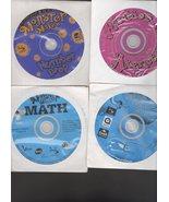 Math Computer programs  (four Computer programs) - PC Software - $7.95