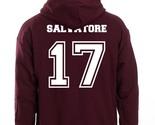 Salvatore maroon hoodie thumb155 crop
