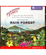 Rain Forest- Imagination Express  CD - $5.95