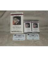 1995 2 Audio Tapes When I am an Old Woman I Shall Wear Purple Ellen Burstyn - $10.00