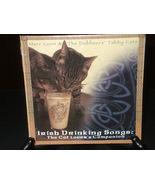 Irish Drinking Songs: The Cat Lover's Companion-Marc Gunn & Dubliners Tabby Cats - $24.99