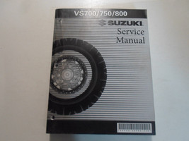 1991 Suzuki Vs700 750 800 Service Repair Shop Manual Stained Factory Oem Book 91 - $34.02