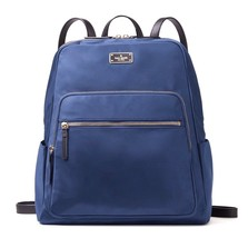 Kate Spade Blake Avenue Hilo Laptop Backpack Oceanic Blue Large $299 - $139.99