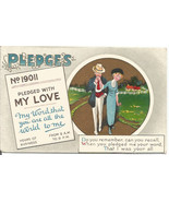 Pledged with My Love My Word Romantic B B Londo... - $6.99