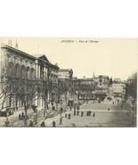Avignon Place de l'Horloge France Vintage Postcard - $8.99