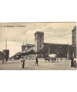 Street Scene in Barcelona Vintage Postcard Earl... - $8.99