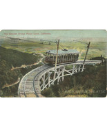 Antique Postcard The Circular Bridge Mount Lowe... - $6.99