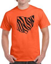 299 Ohio Stripes mens T-shirt bengals stadium sports football cincinnati pride - $15.00+