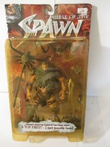 NEW Curse Of The Spawn ZEUS Action Figure & Accessories McFarlane Toys - $14.84