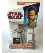 Star Wars Legacy Collection Obi-Wan Kenobi SL19 New Saga Legends Hasbro ZT - $28.00