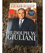 Leadership by Rudolph W. Giuliani (2007, Paperback, Revised) - $2.36