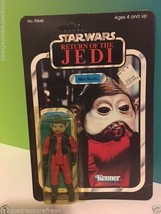 1983 KENNER ROTJ STAR WARS ACTION FIGURE NIEN NUNB UNPUNCHED MOC RETURN ... - $148.50